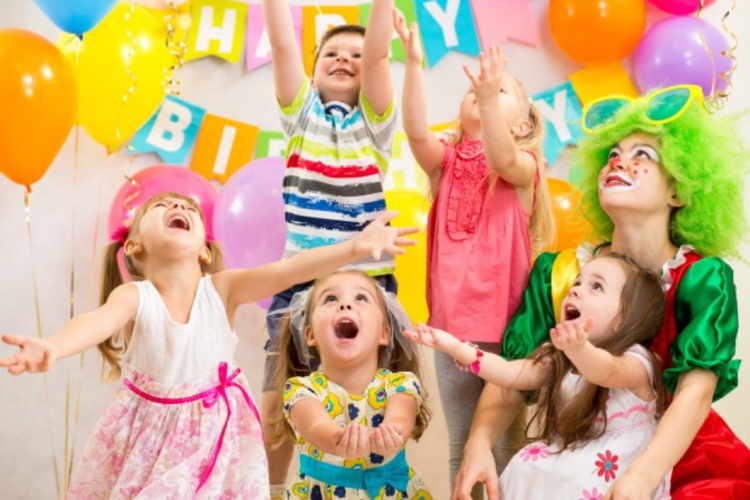 <p>Plan your next party like a pro!</p>