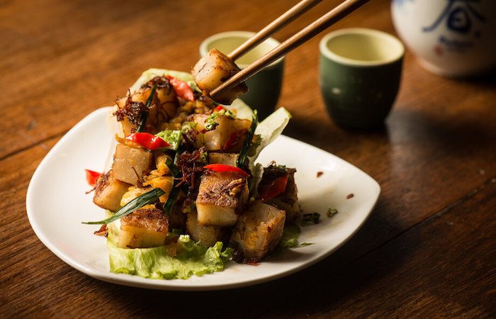 Jiu Zhuang restaurant serves up affordable asian food, with a Cantonese twist, in Singapore