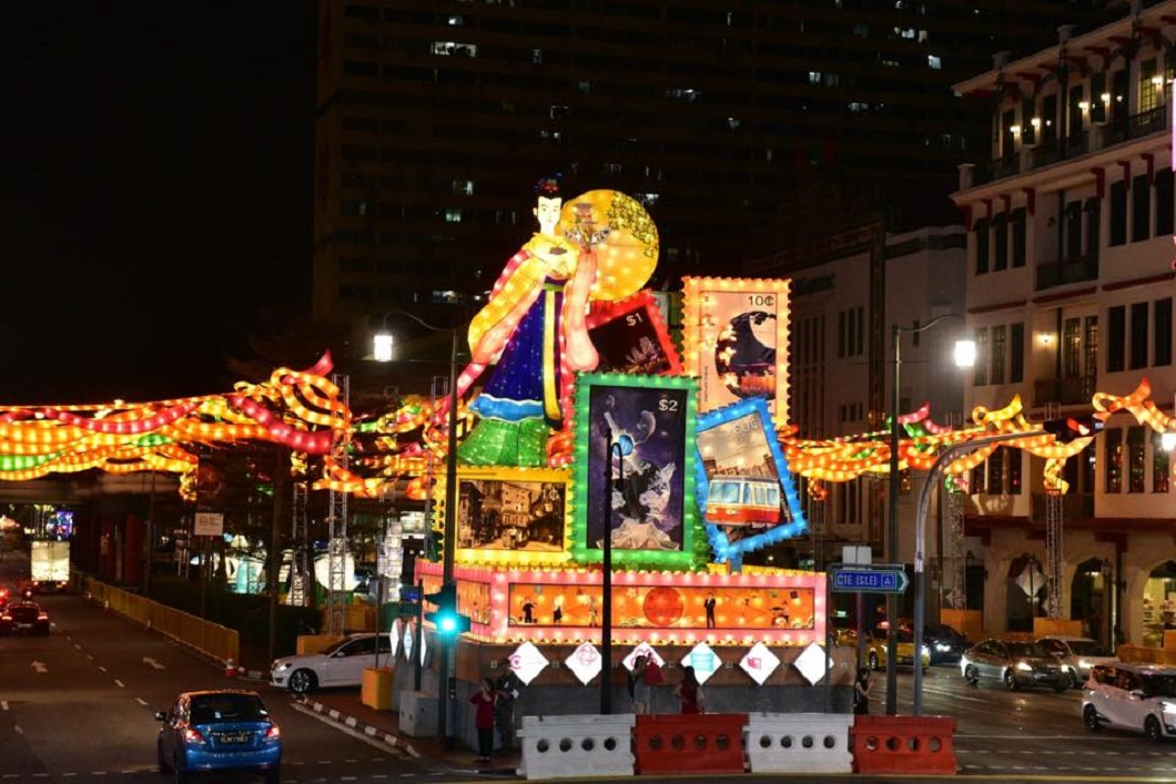 Chinatown Festivals, Chinatown Mid-Autumn Festival 2019, Chinatown, Mid-Autumn Festival, lantern, display, things to do, singapore, culture