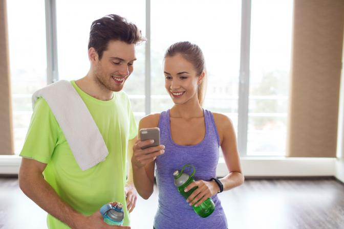 <p>Do you know there is a dating app for fitness lovers?</p>