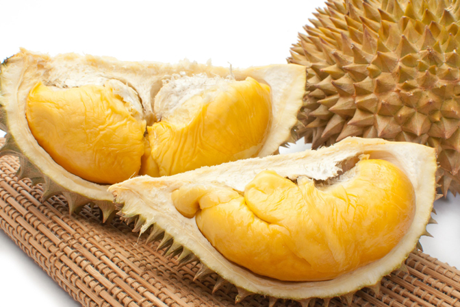 <p>Durian: a must-try for expats!</p>