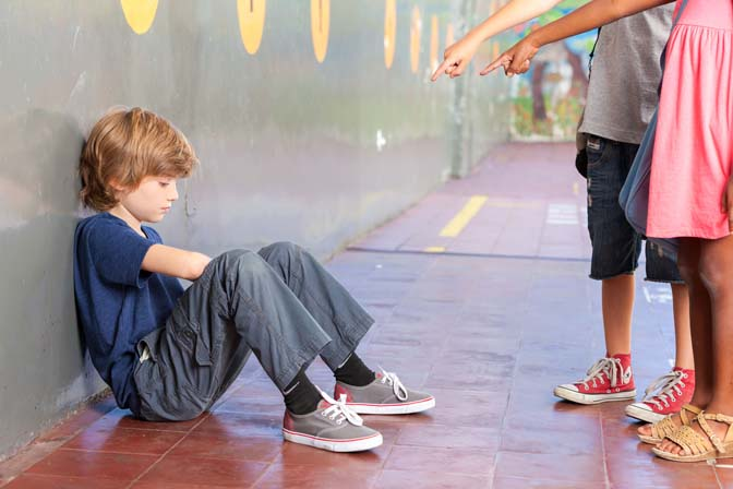 <p>Help Your Kids Deal with Bullies</p>