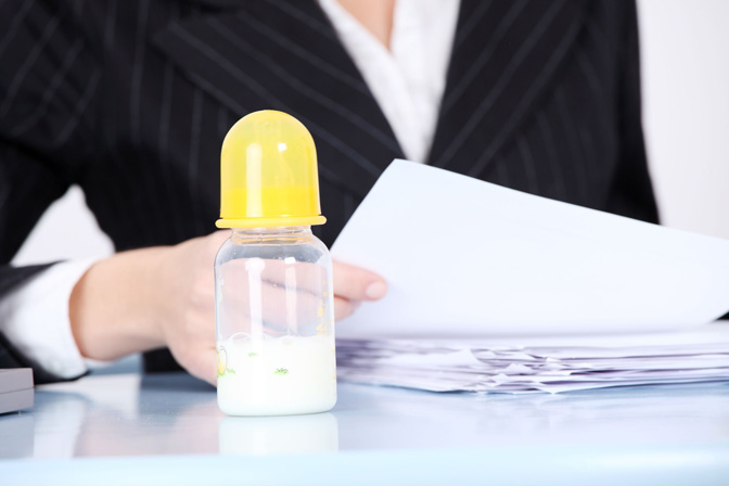 <p>How easy is it to express milk at work?<br /> </p>