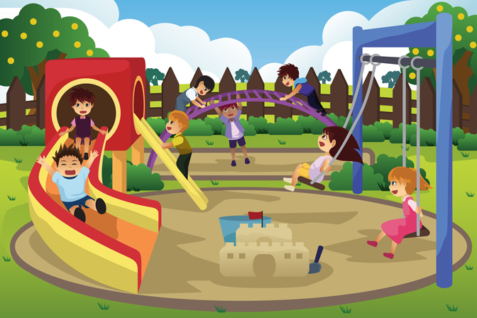 <p>Looking for a new playground? We've found some!</p>