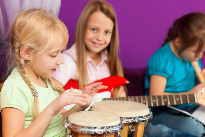 <p>Help them learn to love music.</p>
