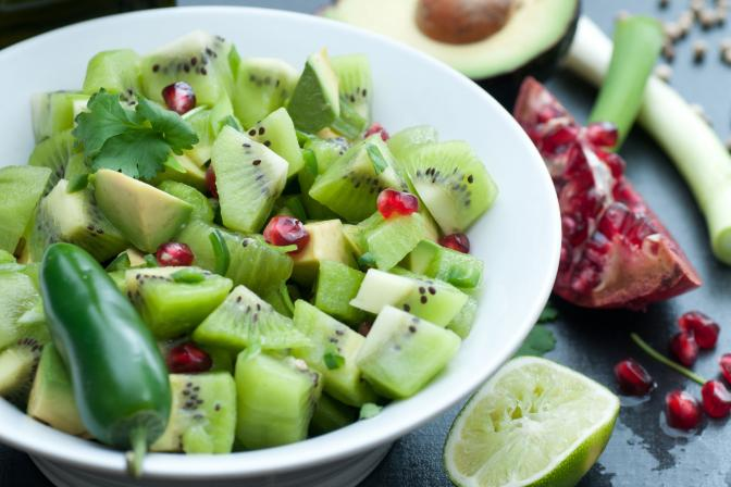 <p>So easy, delicious and as it turns out -- SUPER healthy!</p>