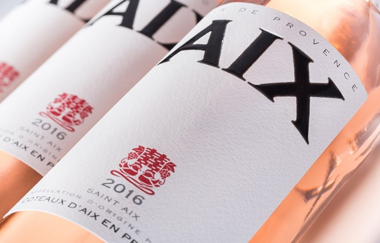 Bottles of AIX Rosé from Provence Wines to Watch in Singapore by Daan Suijlen