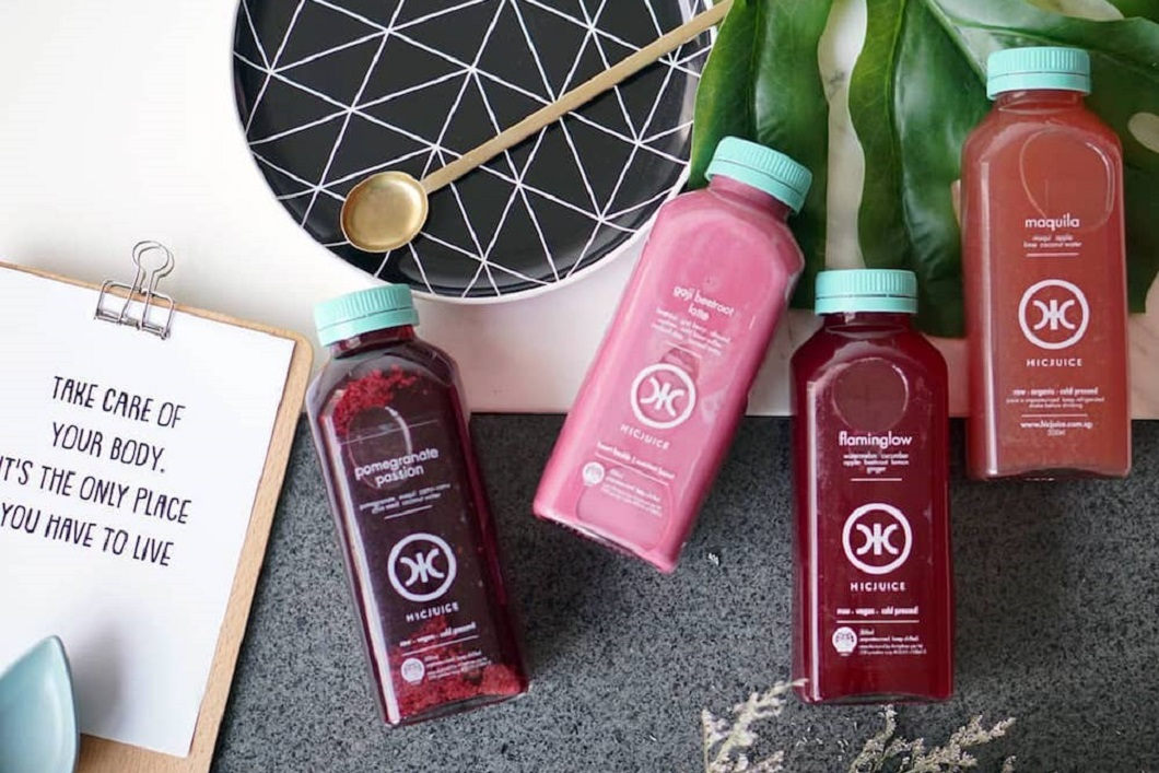 Hic Juice, Juice Bars, Cold-pressed, Five-a-Day, drink, health, wellness