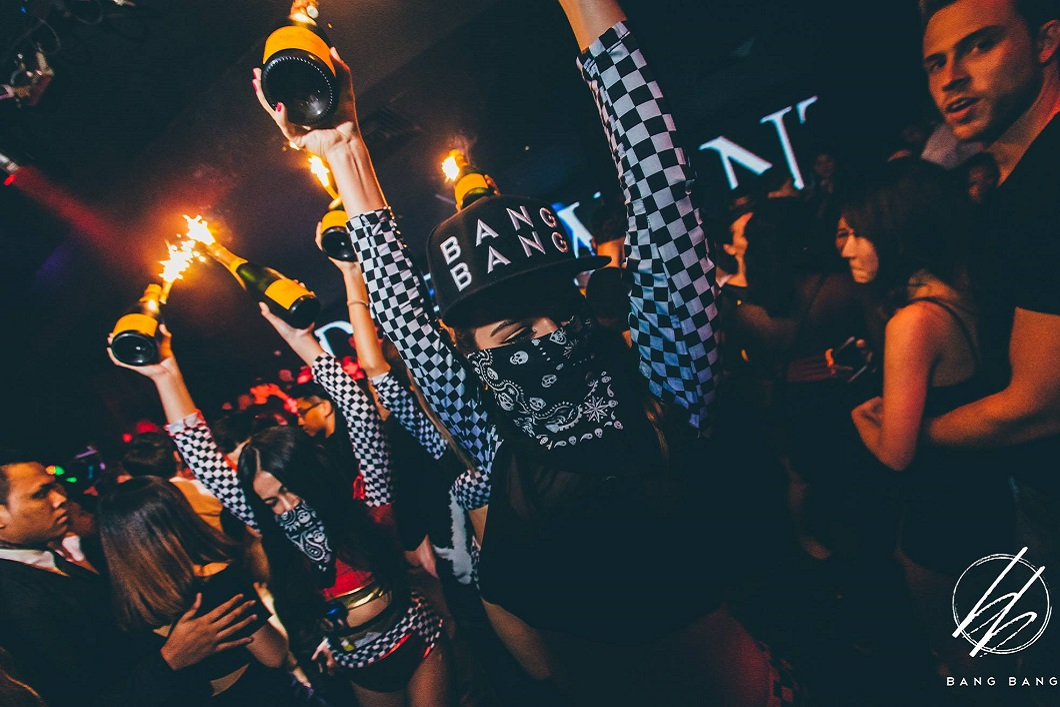 Bang Bang, F1 after-party, nightlife, singapore, f1, f1 grand prix, things to do,
