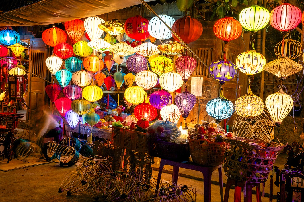 Hoi An Night Market, Hoi An, Vietnam, travel, southeast asia, asia
