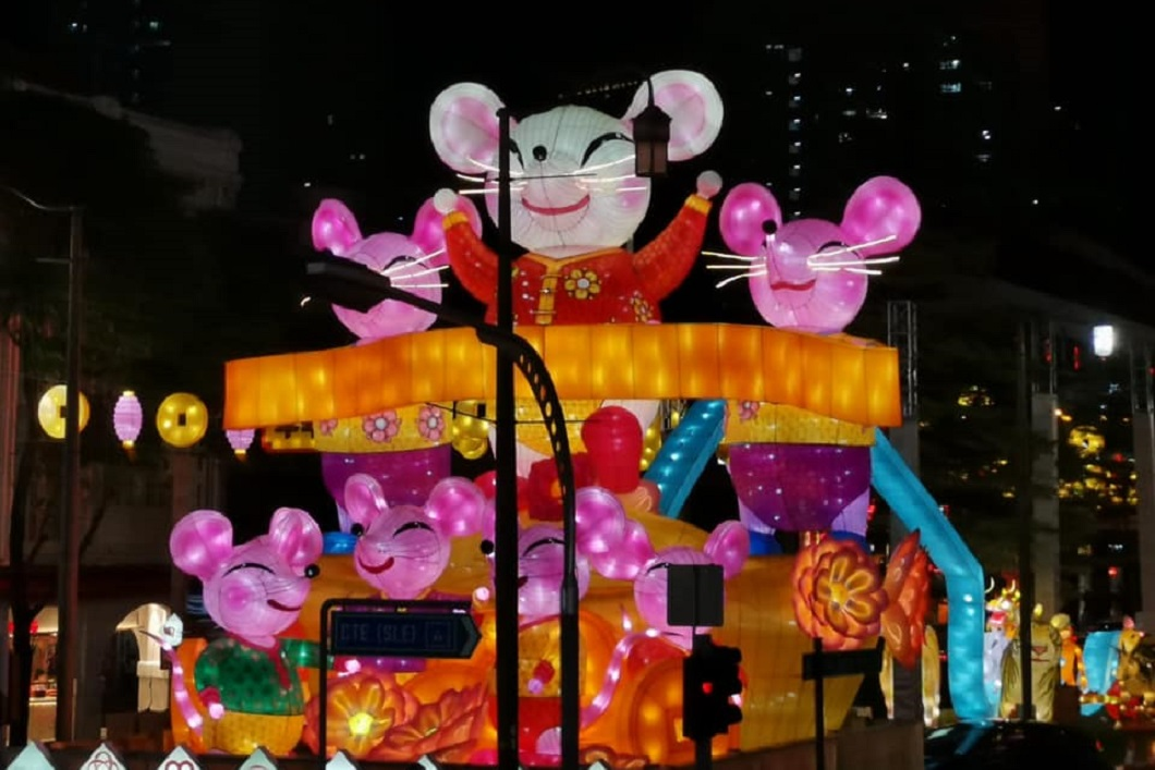 Chinatown Chinese New Year Celebrations 2020, light up, events, singapore, things to do