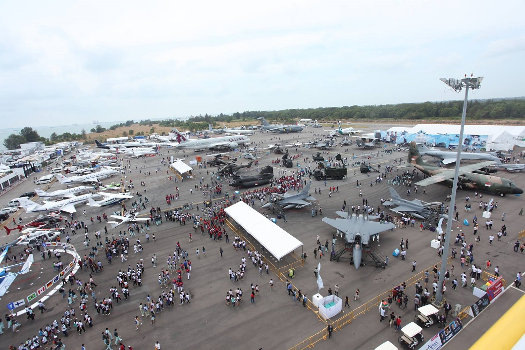 Singapore Airshow, family friendly, events, singapore, things to do