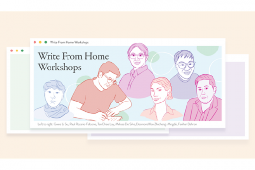 Write From Home Workshops