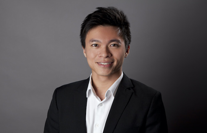 Jimmy Boey, Founder and CEO of online healthcare marketplace, Jebhealth