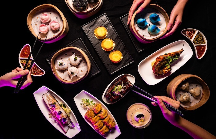 Affordable Chinese dim sum at Mitzo restaurant in SIngapore