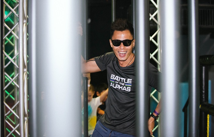 Adrian Ang, Co-founder of SGAG