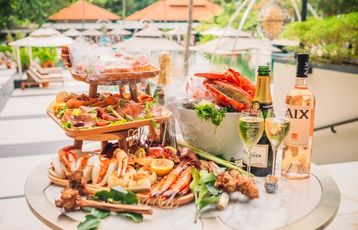 bottomless bubbly brunches singapore