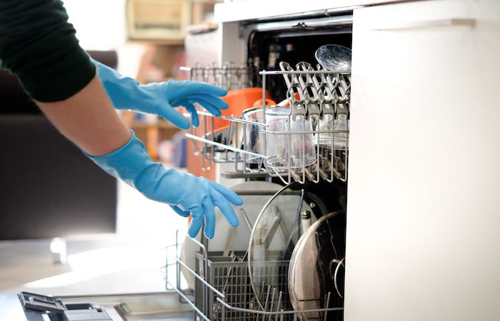ways on how to save water dishwasher