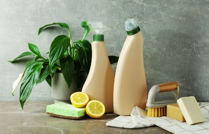 8 Foods For NATURAL House-Cleaning With No Chemicals - The Finder