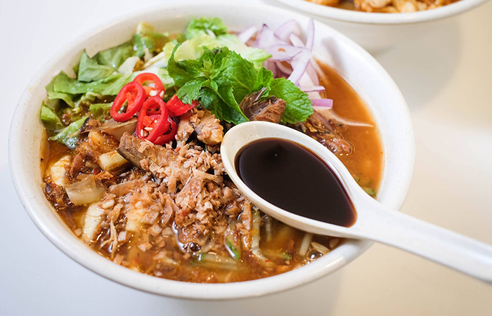 Penang Culture restaurant serves great Malaysian food in Singapore