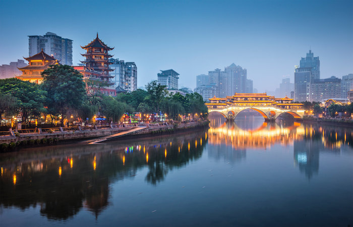 Chinese river, fo the secrets of the world's happiest countries