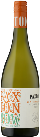 NOW natural organic wine from Paxton is perfect to celebrate International White Wine Day