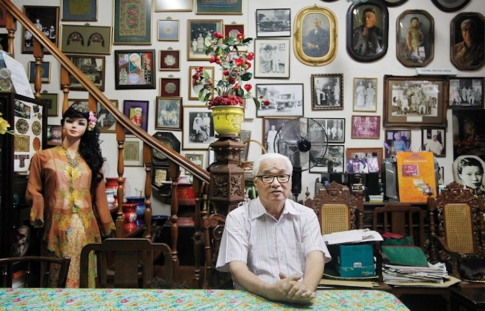 Katong Antique House is a tresure trove of Peranaken artifacts, crafts and culture at East Coast SIngapore