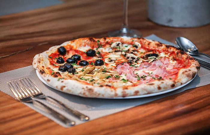 best pizza in singapore
