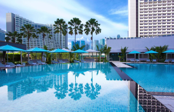 daycation hotels singapore