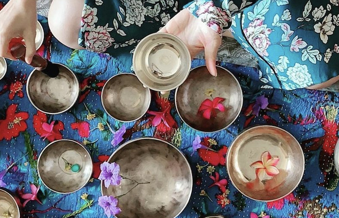 Fullmoon SInging Bowl Gallery, in what's on this weekend in Singapore