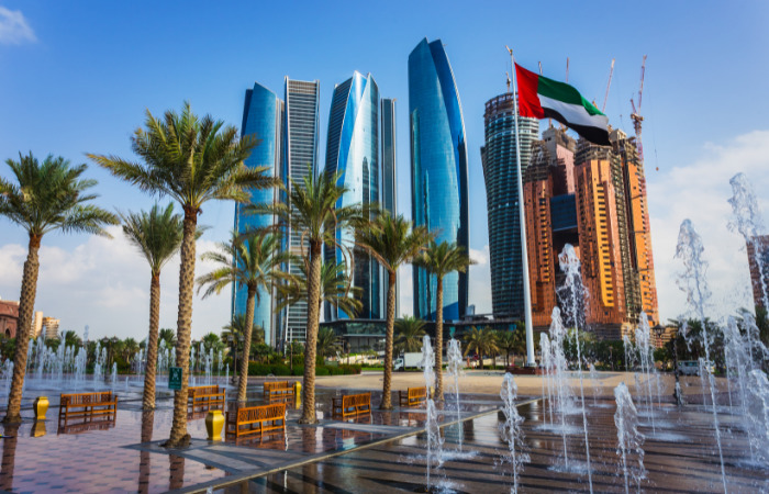 abu dhabi city skyscrapers safest cities in the world