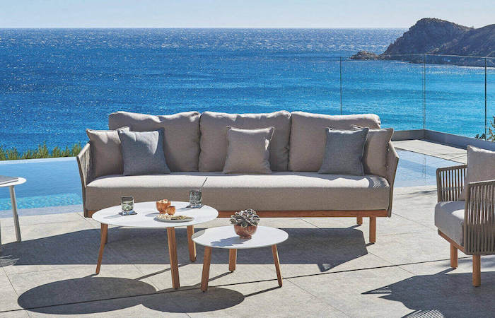 best outdoor sofas in singapore, by Danish Design Co