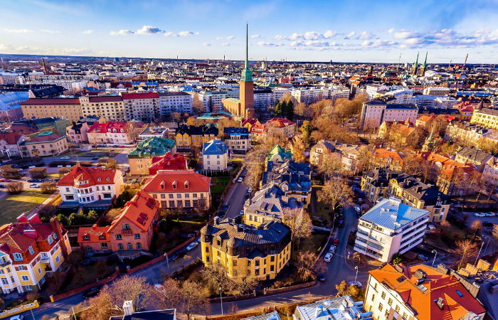 helsinki finland city best country cities to raise a family