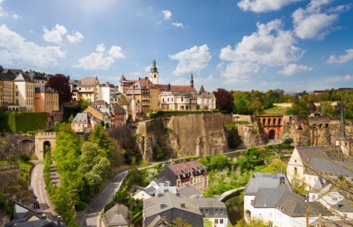 luxembourg best country cities to raise a family