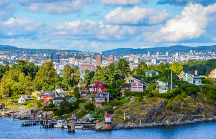 Oslo, Norway best country cities in the world
