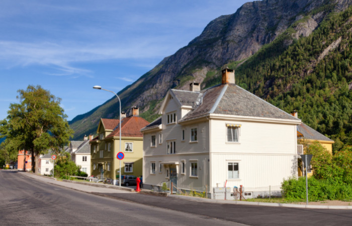 rjukan city oslo, norway best mountains to climb in the world