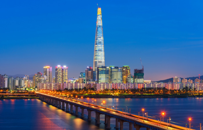 Seoul south korean han river safest cities in the world