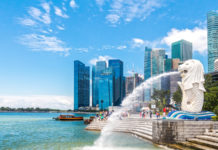 singapore merlion safest cities in the world