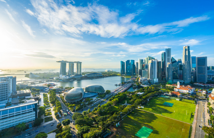 singapore skyline safest cities in the world