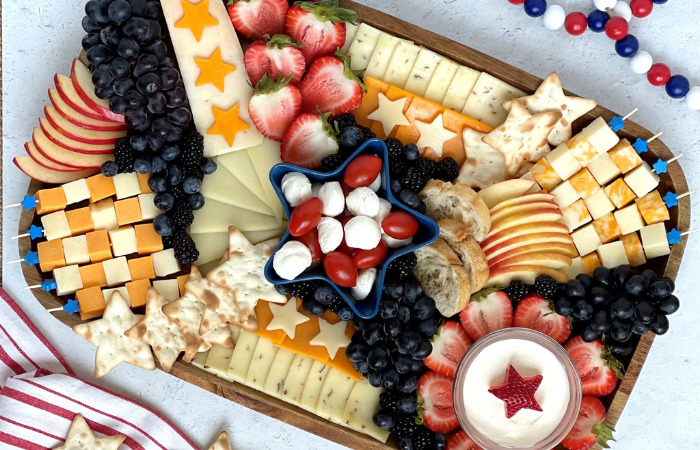 usa cheese guild fourth july special world gourmet summit