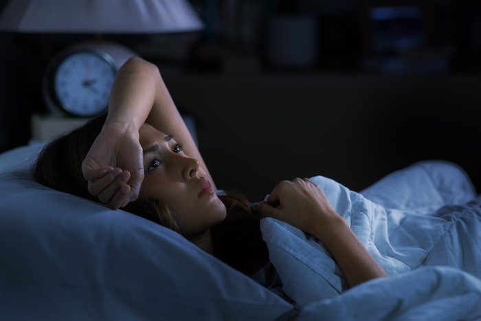 to sleep better, get out of bed if you can't sleep