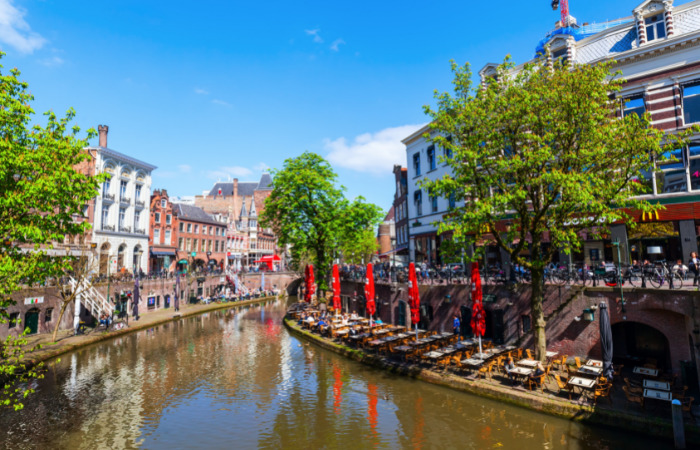 Utrecht Netherlands best country cities to raise a family