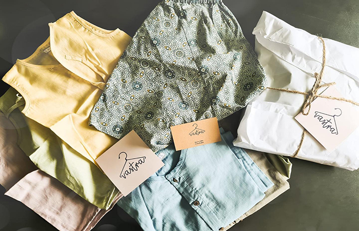 Vastra sustainable kids clothes