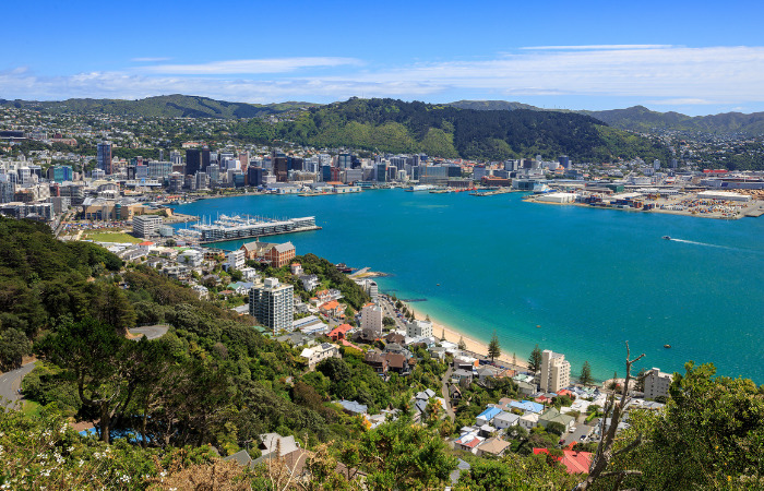 wellington new zealand safest cities in the world