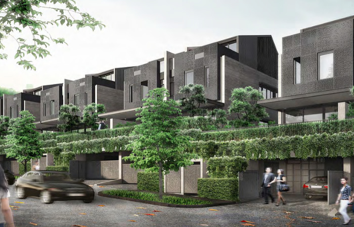 house for rent in singapore cluster homes