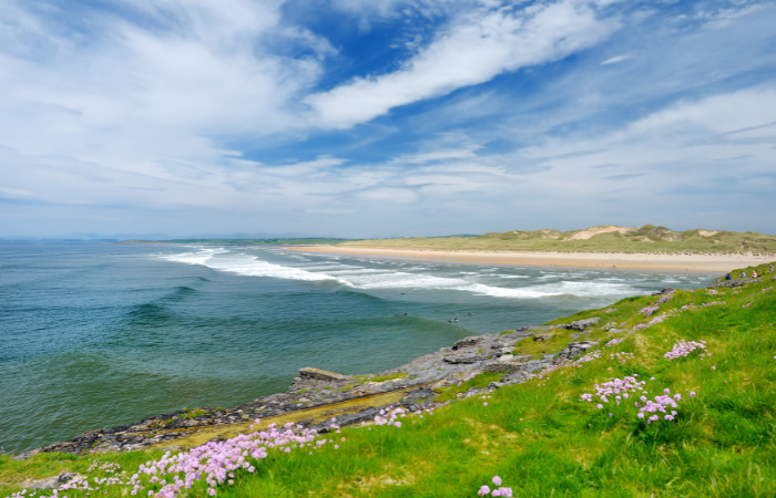 best places to surf donegal county