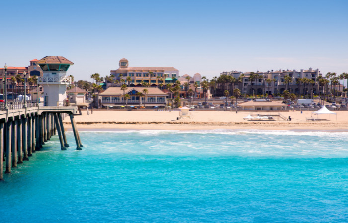 best places to surf huntington beach california
