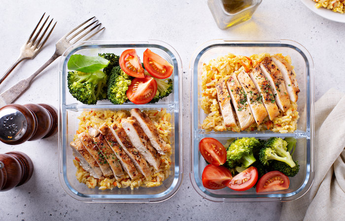 healthy meal prep home food delivery singapore