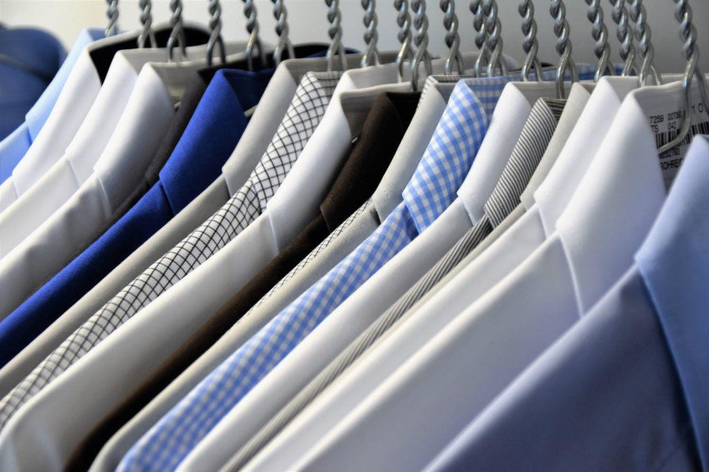 May Tailor & Laundry is a shop offering bespoke tailoring and alteration services in Singapore.