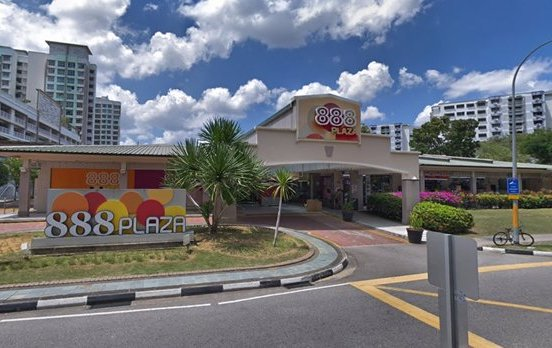 Guide to Woodlands in Singapore -  888 Plaza
